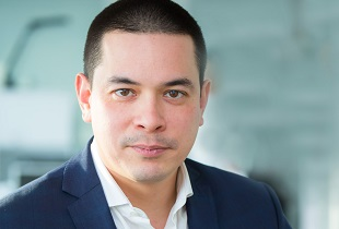 Aymeril Hoang, Head of Innovation for Societe Generale