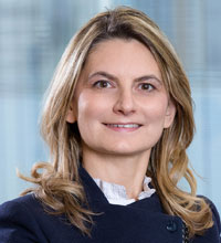 Cécile Bartenieff, Chief Operating Officer of Global Banking & Investor Solutions