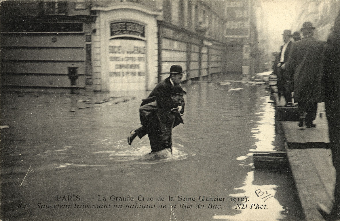 Crue Paris 1910