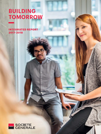 Building tomorrow - integrated report 2017 - 2018