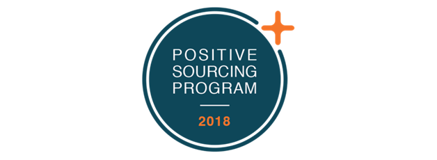 Positive sourcing program 2018