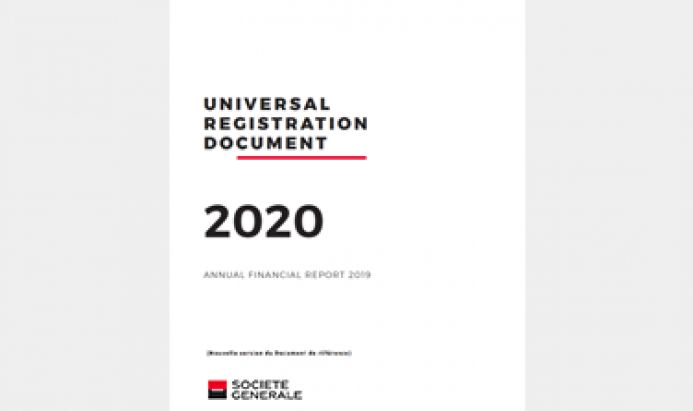 Universal Registration Document 2020