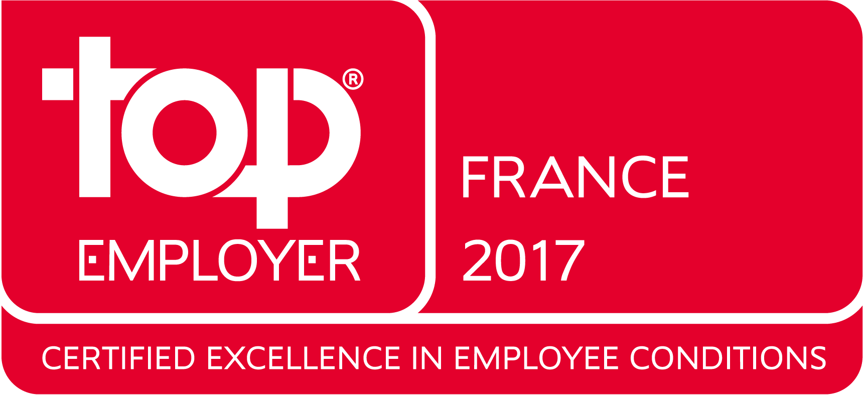 Certification Top Employer